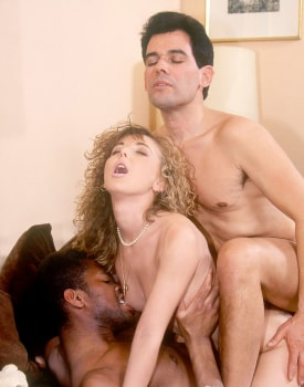 Manon, Teen & Sexy Has an Anal Interracial Threesome in the Private Casting-8