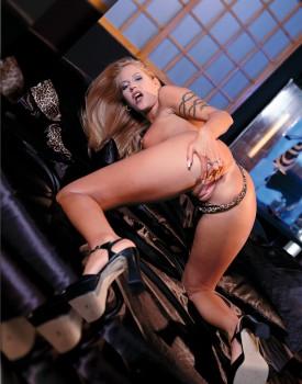 Cassandra Wild, blond model in a Private Casting-0
