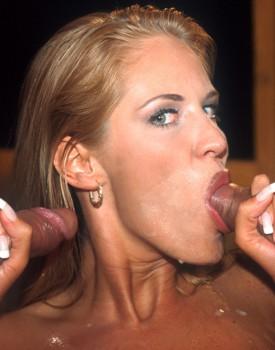 Cassandra Wild, blond model in a Private Casting-5