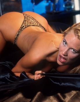 Cassandra Wild, blond model in a Private Casting-11