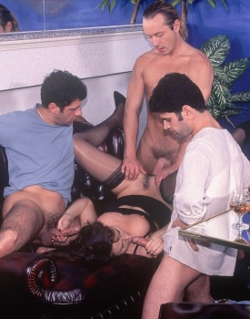 Teen Elysa Mell Shows her Perfect Body at the Private Casting-4