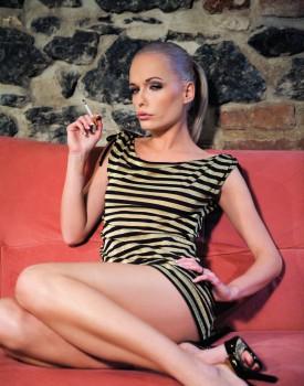 Lesbian Casting: When Keana Moiré discovered Michele-0