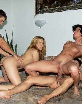 Sylvie Raz, Private Casting and anal initiation-2