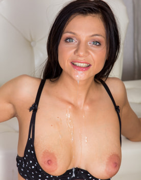 Brunette Anita Gets Screwed in the Ass during Her Casting Audition-11