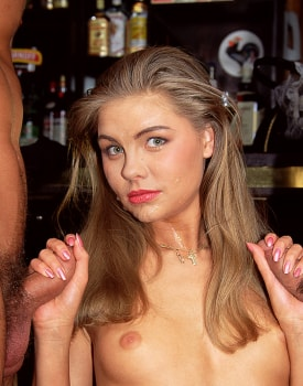 Lolita, Lovely Russian Teen Gets Ready for a DP at the Private Casting-1