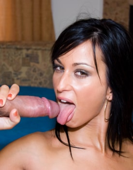 Simmone Style Casting's was a Bukkake Gangbang-2
