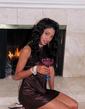 Jasmine Pen Davis, Perfect Teen Mulata at the Private Casting-9