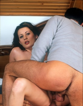 Suzie, Big Natural Boobs and Big Ass, Debuts in Porn with the Private Casting-8