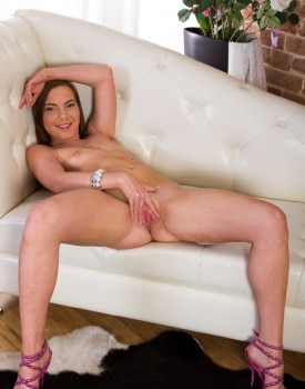 Alessia Lebedeva Has a Casting Interview and Anal Session-2